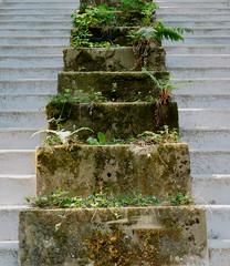 Castle Park (traceyellen) Tags: structures buildings concrete stairs castlepark beach beaches sand water sun