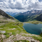 Landscape from Gavia Pass thumbnail