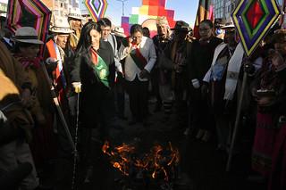 FESTIVIDAD DE LA VIRGEN DEL CARMEN FUE ENCABEZADA POR LA ALCALDESA CHAPETON EN LA ZONA 16 DE JULIO (12)