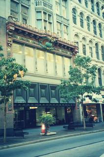 Cincinnati Ohio - Gidding Jenny Building - T J Maxx Store - Department Store