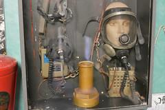 Fire Brigade Respirator (Bri_J) Tags: fortpaull paull hull eastyorkshire uk museum militarymuseum yorkshire nikon d7200 firebrigade respirator emergencyservices