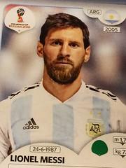 CTT - Football Futbol Fussball (hp349) Tags: messi macro fussball futbol football tuesday ctt 7dwf