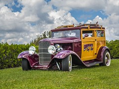 Woody 02a (Bob Kolton Photography) Tags: automotive autos automobiles antique bobkoltonphotography bradenton cars car classiccars classic hdr hotcars kolton koltonimaging ford woody woodywagon