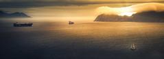 Islas Cíes (Juan Figueirido) Tags: islascíes mar sea ocean vigo pontevedra cangasdomorrazo galicia islasatlánticas ríasbaixas pansonicfz1000 ships barcos panasonicfz1000