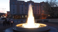 Fountain (West Lafayette, IN) (David441491) Tags: fountain video