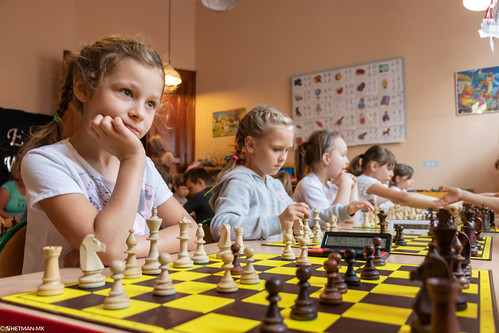 VIII Turniej Szachowy Przedszkolaków o Mistrzostwo Świdnicy-1