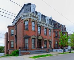 Howard D. Troop House (rickmacewen) Tags: heritagearchitecture architecture saintjohn newbrunswick building canada