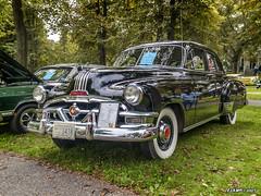 1952 Pontiac Fleetleader Deluxe (kenmojr) Tags: antique automobile autos canada car carshow cars classic garden halifax kenrmorris kenmo novascotia rd road spring transportation vehicle victoriapark vintigue