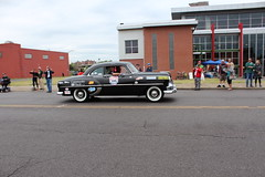 Great Race 2018 Buffalo NY to Halifax NS 063 (swi66) Tags: greatrace2018buffalonytohalifaxns ford mustang chevy chevrolet mopar nova chevelle impala monte carlo studebaker porche vw karman ghia hudson peerless riley buick olds oldsmobile vista cruiser pickup corvette mercedes gloria amc international pontiac firebird packard blues brothers dodge dart lincoln antique classic rally falcon ranchero hornet saab