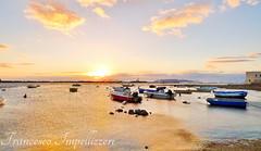 The Port (Francesco Impellizzeri) Tags: trapani sicilia italy port panasonic sunset clouds boats ngc