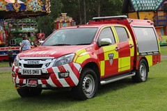 BK65 DMX (Ben Hopson) Tags: cleveland fire brigade cfrs isuzu dmax small fires unit sfu 2015 coulby newham preston park 2018 stockton rally bk65 dmx bk65dmx