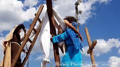 Acanceh Semana Santa 20180330_121888 (Hatuey Photographies) Tags: 2018 hatueyphotographies mexique mexique2018 péninsuleduyucatan travelphotography voyage semanasanta viacrucis passionduchrist christo acanceh yucatan yucatanpeninsula reportage storytelling