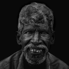 Expression (shravann93) Tags: nikon nikond700 nikonasia asia blackandwhite india chennai expression shravann93 portrait tamilnadu 50mmf18 nikonfx parryscorner