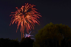 Canada Day Fireworks 2018 - 06 (Keith Watson Photography) Tags: canadaday fireworks long exposure slow brampton ontario 93793499n00 volume9