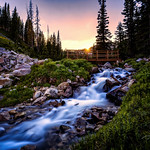 Last Light on the Waterfall thumbnail
