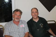 BOSH teachers Tom Baier and Brother Mike MIgacz
