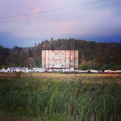 The former Midway drive-in (rickele) Tags: humboldtcounty us101 usroute101 highway101 driveinmovies repurposed rvdealership