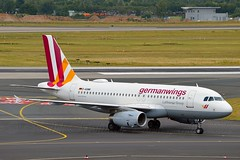 Germanwings D-AGWW Airbus A319-132 cn/5535 tfd OE-LYU Eurowings Europe 15 Mar 2018 @ EDDL / DUS 16-06-2017 (Nabil Molinari Photography) Tags: germanwings dagww airbus a319132 cn5535 tfd oelyu eurowings europe 15 mar 2018 eddl dus 16062017