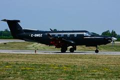 C-GMQZ (Chrono Aviation) (Steelhead 2010) Tags: chronoaviation pilatus pc12 yhm creg cgmqz