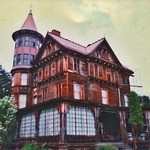 Wilderstein  - 330 Morton Road -  Rhinebeck  New York  -  During Restoration  ca 1990 thumbnail