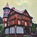Wilderstein  - 330 Morton Road -  Rhinebeck  New York  -  During Restoration  ca 1990