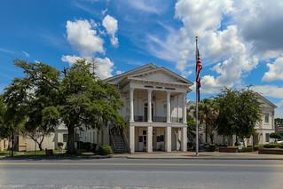 Barnwell County Courthouse - Barnwell, S.C.