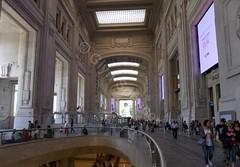 Stazione di Milano CentraleStazione di Milano Centrale (glynspencer) Tags: milano lombardy italy it