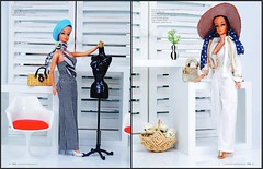 Fashion Doll Quarterly​ Summer Issue 2018 (Michaela Unbehau Photography) Tags: fashion doll quarterly​ summer issue 2018 michaela unbehau mattel barbie kingdom moneyqueen demuse dollchic integrity toys shantommo welcome home article editorial
