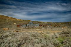 Bodie Ghostown-58 (Webtraverser) Tags: bodiestatehistoricpark abandoned bodieghosttown boomtobust ghosttown hdr miningtown oldwest statehistoricalpark stateofdecay