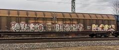 209_2018_03_10_Menden_6185_349_DB_mit_Schiebewandwagen_Koblenz (ruhrpott.sprinter) Tags: ruhrpott sprinter deutschland germany allmangne nrw ruhrgebiet gelsenkirchen lokomotive locomotives eisenbahn railroad rail zug train reisezug passenger güter cargo freight fret staugustin mendenrheinl koblenz köln db dispo mrcedispolok rtb sbbc sncb eloc rb27 ice ic es64u2 es64f4 rurtalbahn pcc mosolf txltxlogistik wlb 0037 1216 4482 6101 6143 6145 6151 6152 6185 6186 7186 6187 6189 6193 0425 bahnbaugruppe logo outdoor natur graffiti