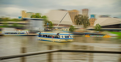 Popeye Boat on Adelaide Torrens River (el-liza) Tags: cityfeb2018 outdoor outside park relax river water boat rzeka lodz colourful vibrant city popeye torrens adelaide sa australia