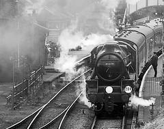 Steam Train (Bernie Condon) Tags: warontheline watercressline train trains stations preserved vintage ww2 1940s event