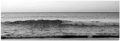 - La Mer - (HOR-BS 696) Tags: meer mittelmeer berndsontheimer france frankreich wasser wellen blackwhite noiretblanc schwarzweiss brandung portleucate