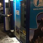 Vending machine for fresh milk, Zličín, Prague thumbnail