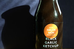 Halen Môn Black Garlic Ketchup (Tony Worrall) Tags: add tag ©2018tonyworrall images photos photograff things uk england food foodie grub eat eaten taste tasty cook cooked iatethis foodporn foodpictures picturesoffood dish dishes menu plate plated made ingrediants nice flavour foodophile x yummy make tasted meal nutritional freshtaste foodstuff cuisine nourishment nutriments provisions ration refreshment store sustenance fare foodstuffs meals snacks bites chow cookery diet eatable fodder halen môn black garlic ketchup halenmônblackgarlicketchup condiment packet package bottle