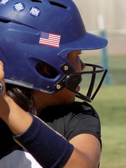 DSCN3548 (Roswell Sluggers) Tags: softball girls kids summer blast farmington fastpitch punishers tournament new mexico
