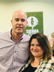 Sierra Club event with Michael Brune