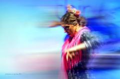flamenco (pamo67) Tags: pamo67 flamenco ballo mosso moved esibizione exhibition colori colors thinkjazz17 livemusic