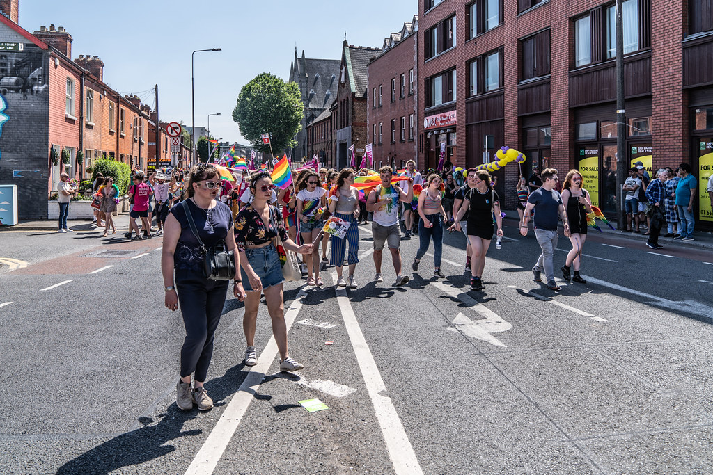 ABOUT SIXTY THOUSAND TOOK PART IN THE DUBLIN LGBTI+ PARADE TODAY[ SATURDAY 30 JUNE 2018]-141731