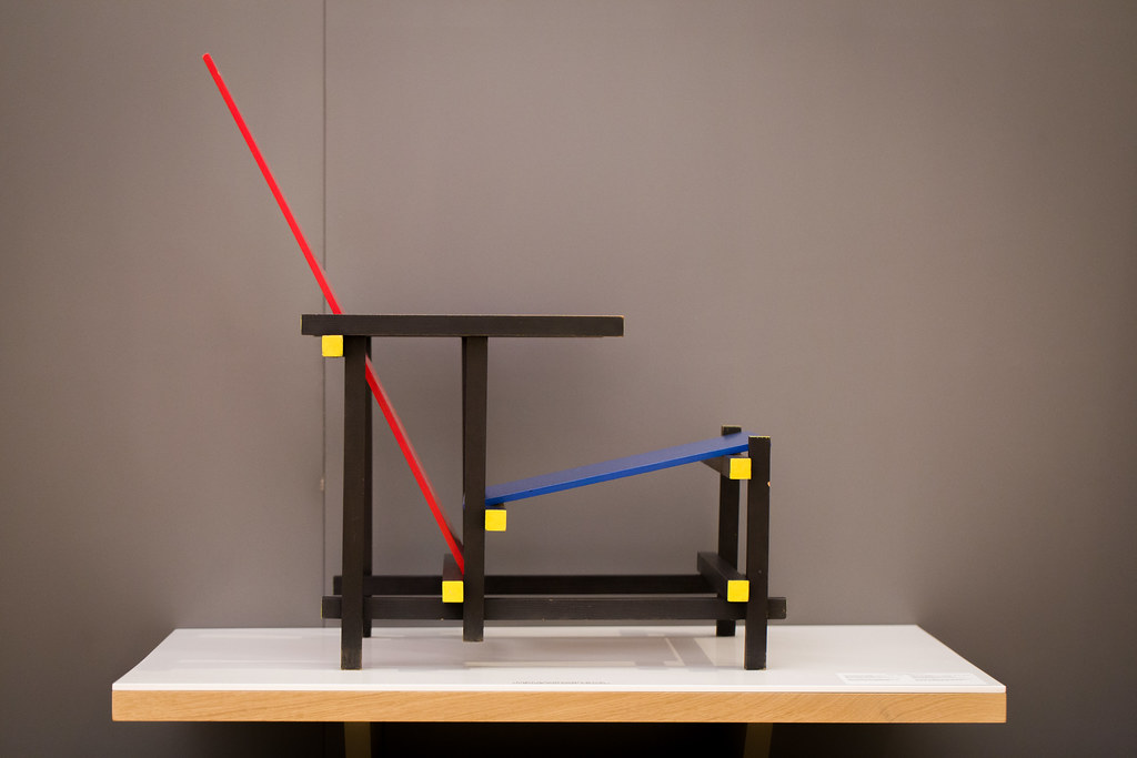 De Stijl Stoel : The worlds best photos of destijl and rietveld flickr hive mind