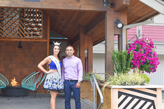 Miss Oregon, Taylor Ballard visting the Inn at Seaside (Seaside Lodgings) Tags: miss oregon pnw pdx seaside coast hotel convention center travel adventure family friends river beach summer 2018 inn crown pageant wonderland portland or