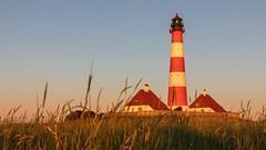 Leuchtturm Westerheversand (oliver_hb) Tags: westerhever westerheversand leuchtturmwesterhever leuchtturm nordfriesland nordsee