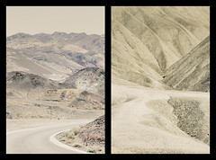 _Q9A3796 (gaujourfrancoise) Tags: unitedstates etatsunis wildwest ouestaméricain zabriskiepoint beige blanc white gaujour california californie valléedelamort deathvalley