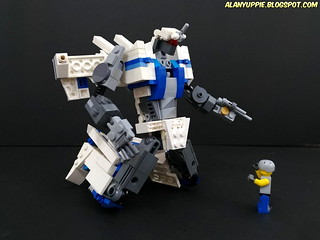 LEGO Transformer Sewing Machine Stitchmaster