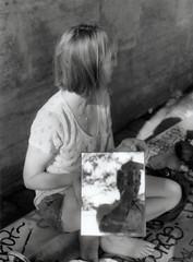 Expression Plurielles 02/06 (kyopé) Tags: canonet argentique kodak kodakfilm film filmcamera filmphotography ishootfilm 35mm noiretblanc noir blackandwhite black white blanc reflect reflet miroire mirror ql 17 canonetql17 analog