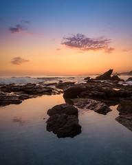 Corona Del Mar 01 (RyanLunaPhotography) Tags: california coronadelmar fuji fujifilm newportbeach ocean orangecounty socal southerncalifornia xt2 beach landscape seascape sunset