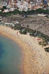 Playa De Las Teresitas, Санта-Круз, Тенеріфе, Канарські острови  InterNetri  776