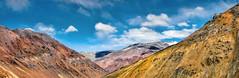 Cielito Argentino (Miradortigre) Tags: andes mountains montañas cielo sky argentina san juan cordillera ridge landscape paisaje color colors flickr photography