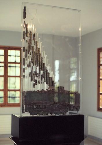 #hydraulos 🎹 #organoidraulico  📷  #pubblicodominio #cc ] ; ) ::\☮/>> http://www.elettrisonanti.net/galleria-fotografica #hydraulis #300ac 👹 #ctsebio 🎥#elettritv📲💻 #archeologia #pneumatica