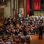 DSCN0248left Poem of Ecstasy (Symphony No. 4) Alexander Scriabin. Ealing Symphony Orchestra, leader Peter Nall, conductor John Gibbons. St Barnabas Church, west London. 14th July 2018 thumbnail